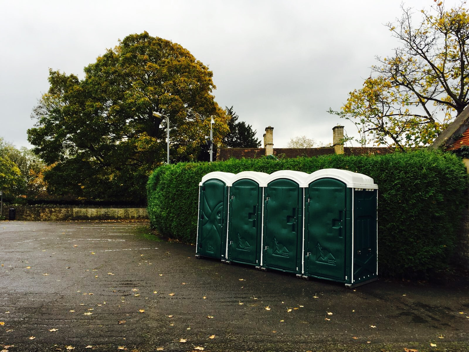 Mobile toilet hire any occasion hall park Rushden