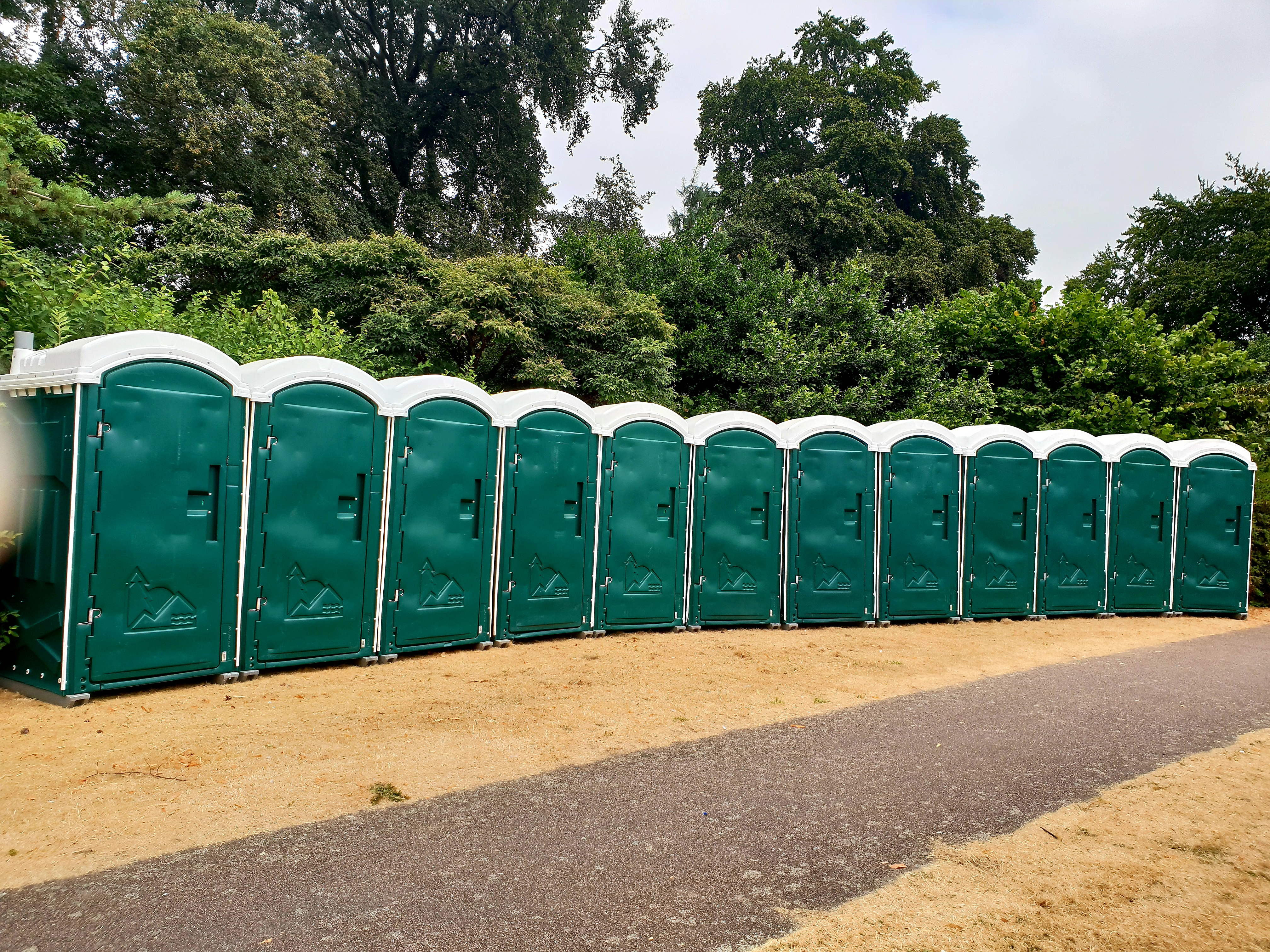 event toilet any occasion beds